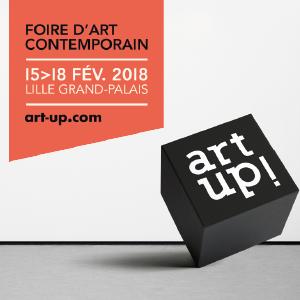 Art Up c'est la semaine prochaine à Lille!